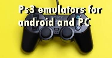 ps3 emulators for Pc and android