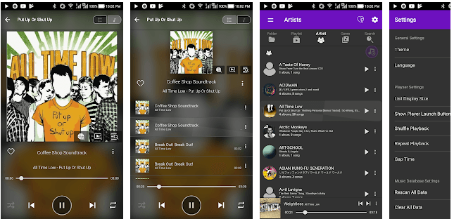 QuickTime player for Android