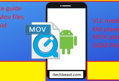 how to watch mov on android