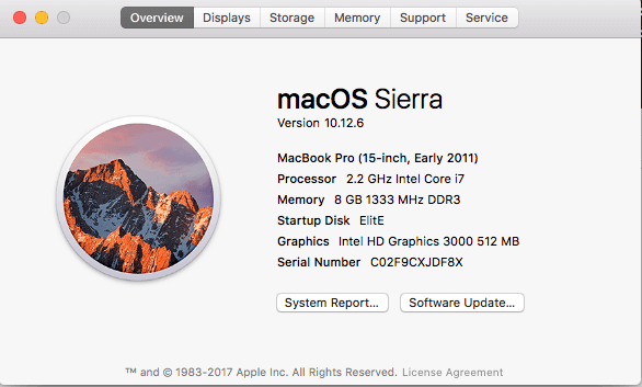 check for apple updates