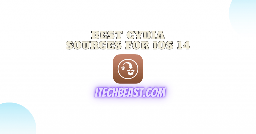 Best cydia sources for iOS 14